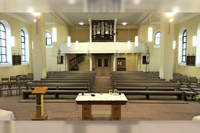 Wieder Leben in der Kirche