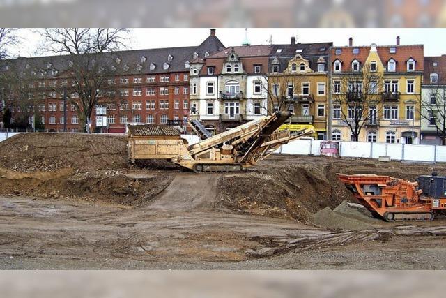 Bürgerverein Herdern diskutierte über Baustellen und Verkehr