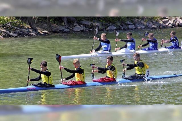 Erfolgreicher Saisonstart für die Kanuten aus Wehr