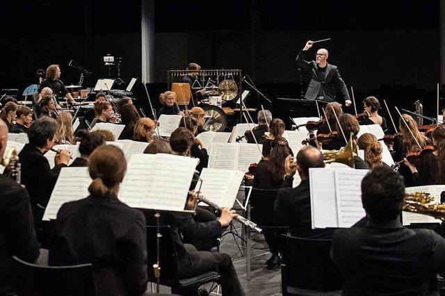 Bei der Basel Sinfonietta ist einiges im
