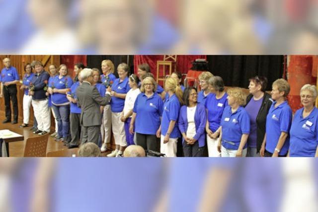 Kirchliche Sozialstation feiert 35 Jahre