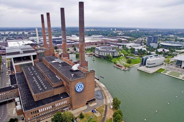 Ermittlungen gegen VW-Manager wegen möglicher Untreue