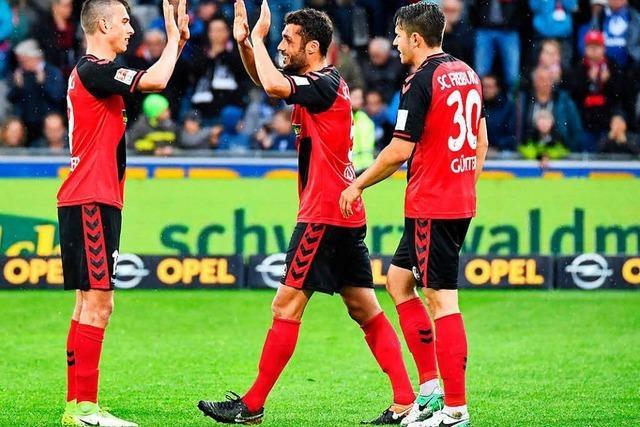Letztes Heimspiel: SC Freiburg spielt um die Europa League