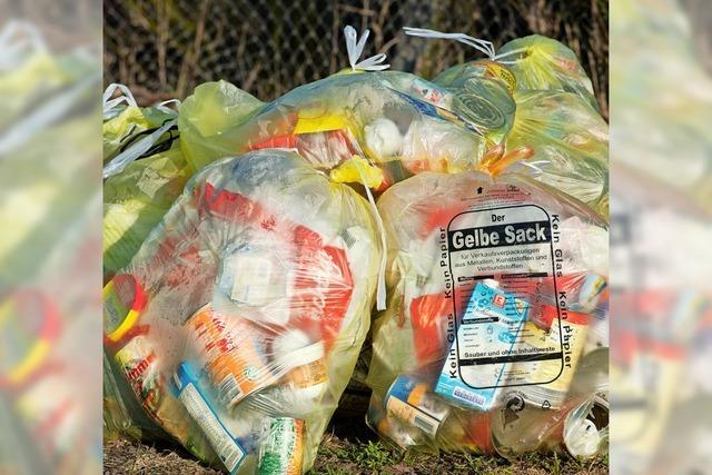 Abfallfirmen müssen mehr Müll wiederverwerten