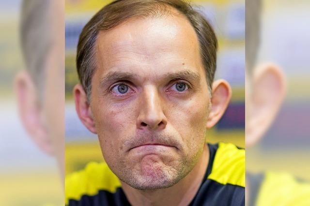 Dortmunds Trainer Tuchel äußert sich zu Kritik an seiner Person
