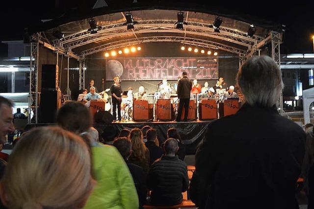 Kulturnacht Rheinfelden lockt die Menschen in die Stadt