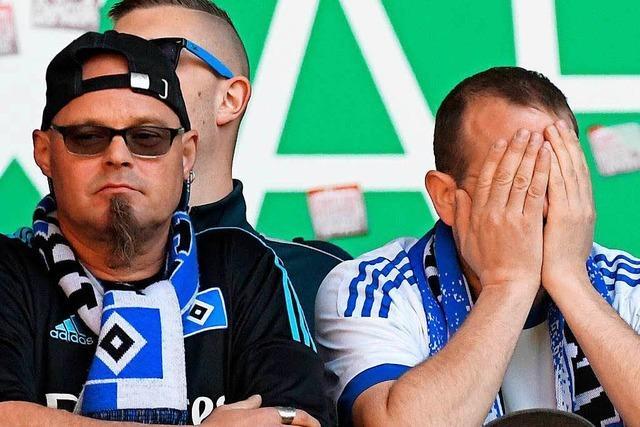 Erste Entscheidungen: Wer steigt aus der Bundesliga ab?