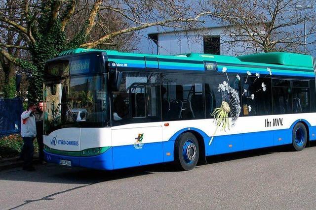 Diesel- statt Hybridbusse in Offenburg: Das Aus kommt still und leise