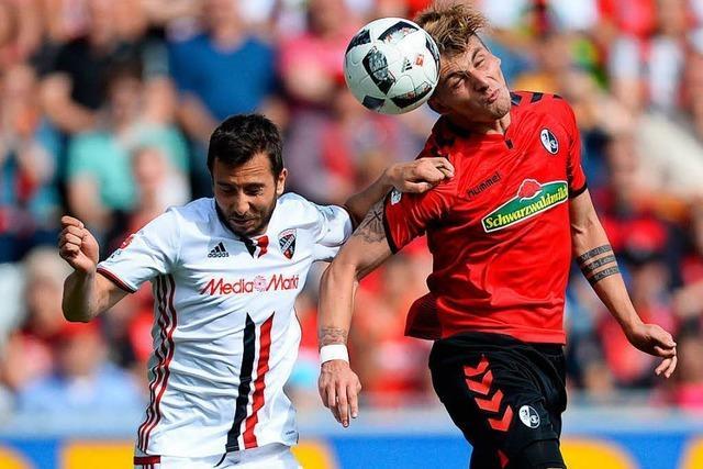 SC Freiburg und FC Ingolstadt trennen sich 1:1 – FCI steigt ab