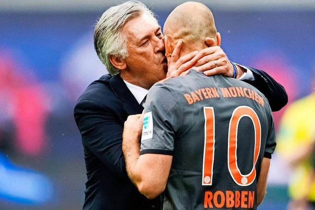 Bayern gewinnt furioses Spiel gegen Leipzig mit 5:4