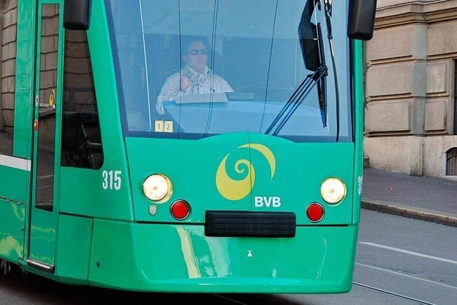 Basler Tram fährt jetzt auch nach Frankreich