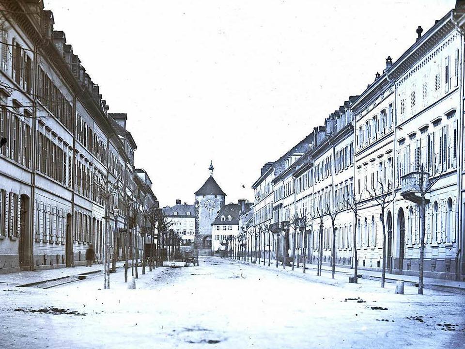 """Die App """"Future History"""" soll die Bilder von früher...    Foto: Stadtarchiv"""