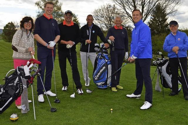 Platz begeistert Golfer
