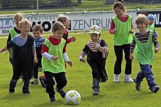 Großer Tag für kleine Helden bei Weisweiler Mini-WM