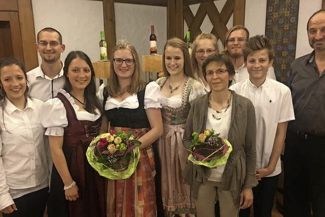Elisabeth Broß neue Hoheit