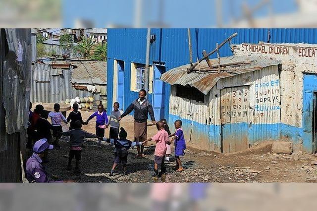 Spenden für Nairobi