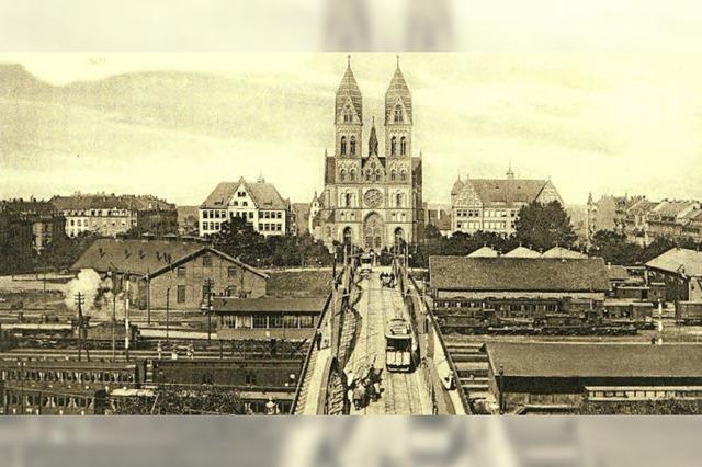 Der Freiburger Stadtteil Stühlinger war ein Spätentwickler