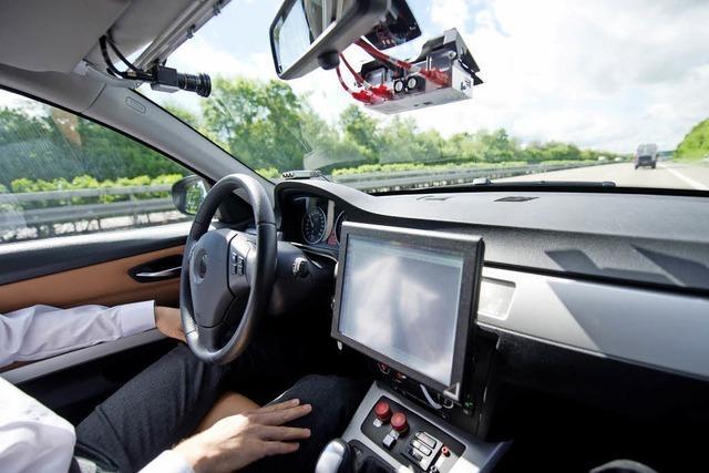 Können Fahrerassistenzsysteme Senioren helfen, mobil zu bleiben?
