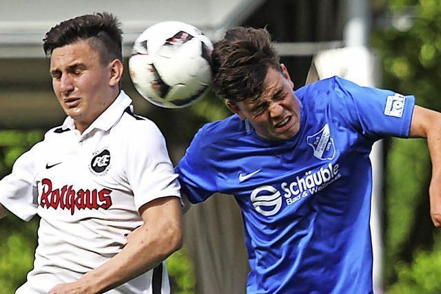 FC Emmendingen feiert 6:0-Sieg gegen TuS Efringen-Kirchen
