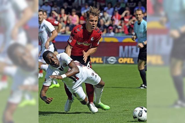 Analyse: Das letzte Heimspiel des SC Freiburg war eine unerwünschte Zumutung