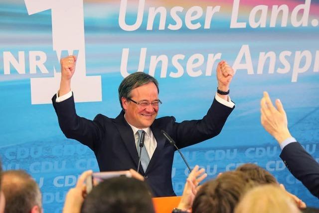 CDU triumphiert an Rhein und Ruhr