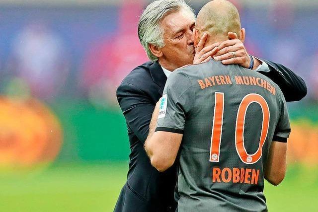 Ein bisschen Genugtuung: Bayerns Sieg gegen Leipzig