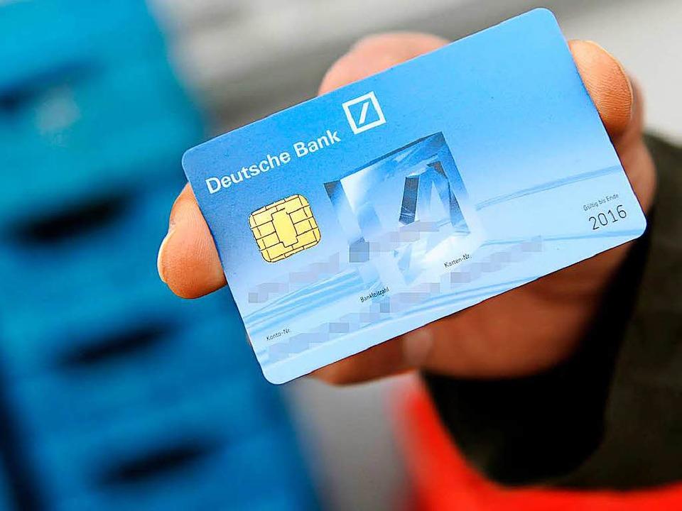 Deutsche Bank Girocard
