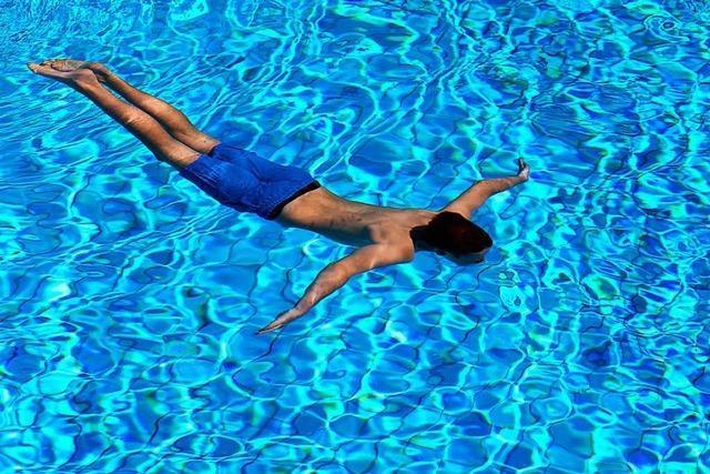 Die Freibadsaison im Kreis Lörrach beginnt
