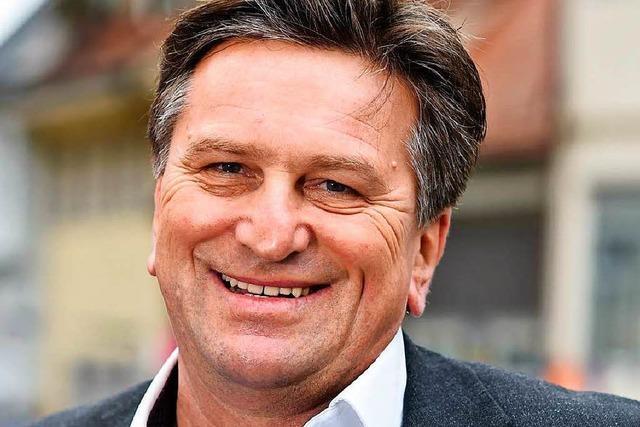Sozialminister Manfred Lucha kommt an den Hochrhein