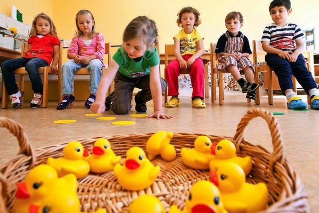 Bedarfsplanung: Für Kinder wird in Breisach viel getan