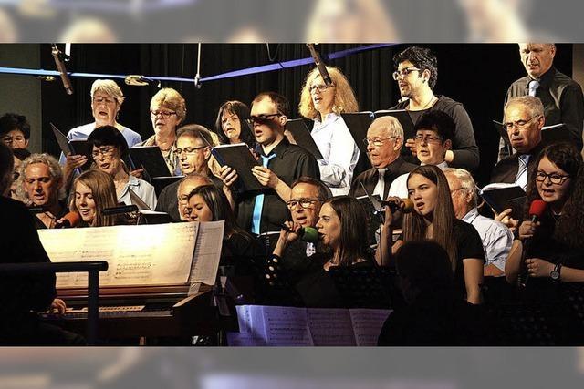 Musicalfeeling im Bürgersaal
