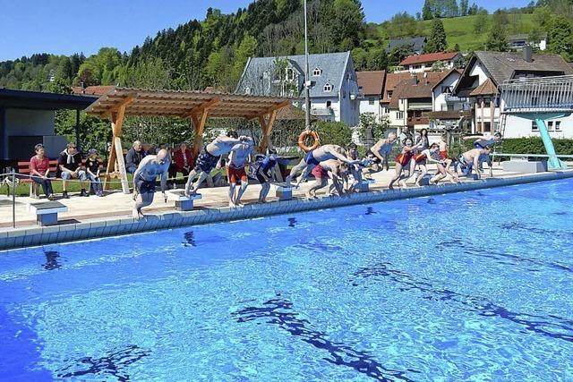 Elzacher Bad jetzt offen