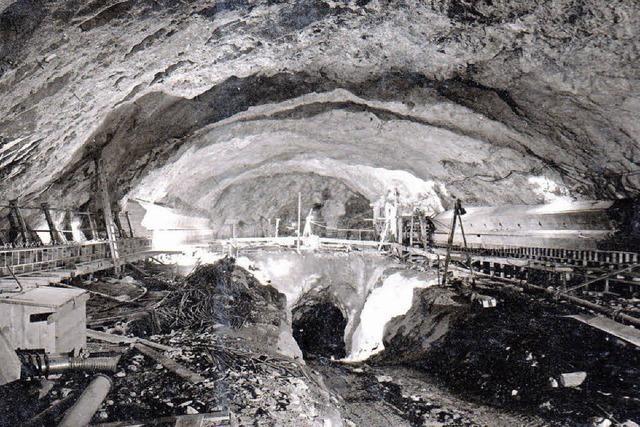 Wertvolle Pionierarbeit für spätere Kraftwerke