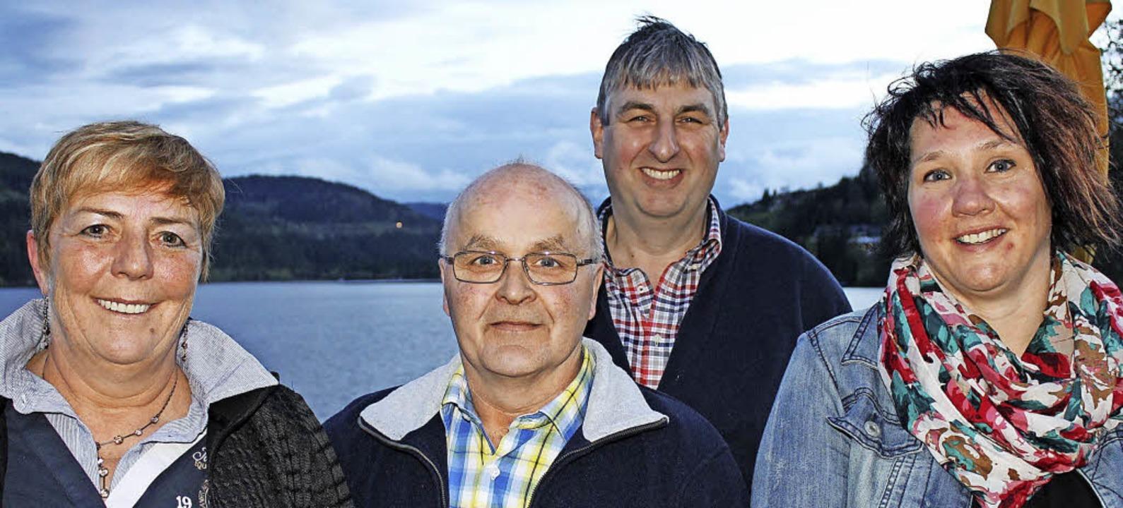 Langjährige Mitglieder hat die Seeräub...lder 40 Jahre, Petra Birkle 25 Jahre.   | Foto: Anja Schätzle