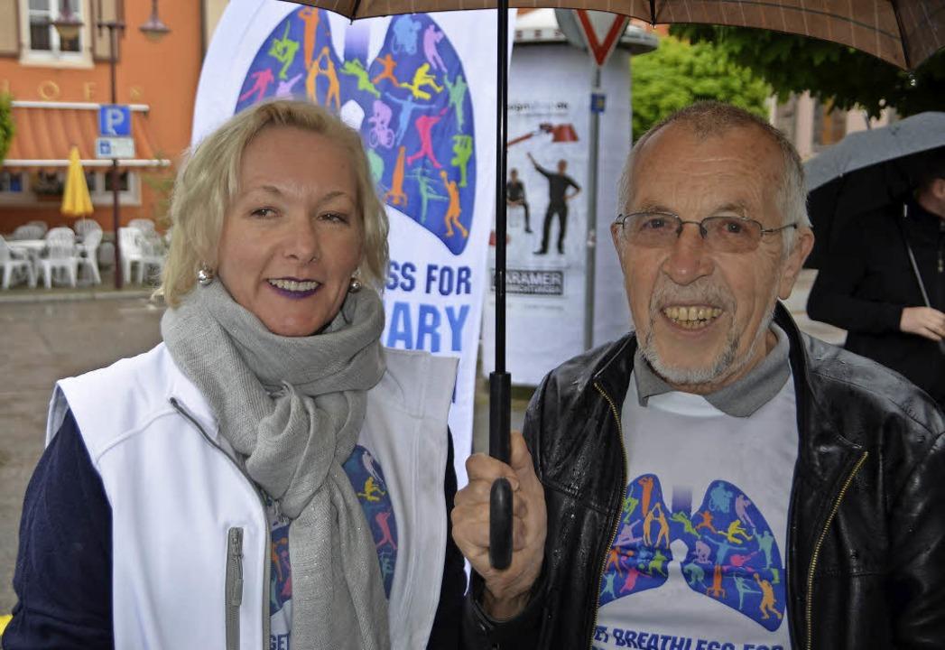 Hans-Dieter Kulla, Vorsitzender des Ve...sach über die  gefährliche Krankheit.     Foto: Hans-Jochen Voigt