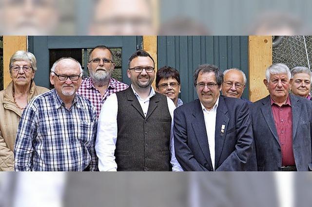 VdK Zell wählt einen neuen Vorstand