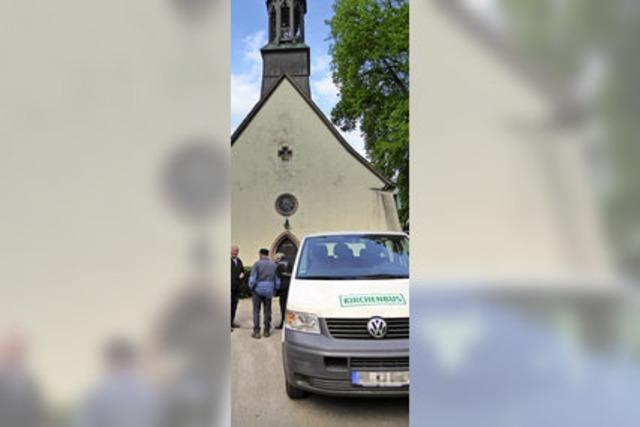 Bus zur Kapelle