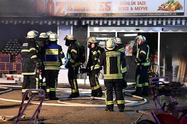 Brandstiftung in türkischem Lokal immer noch nicht geklärt