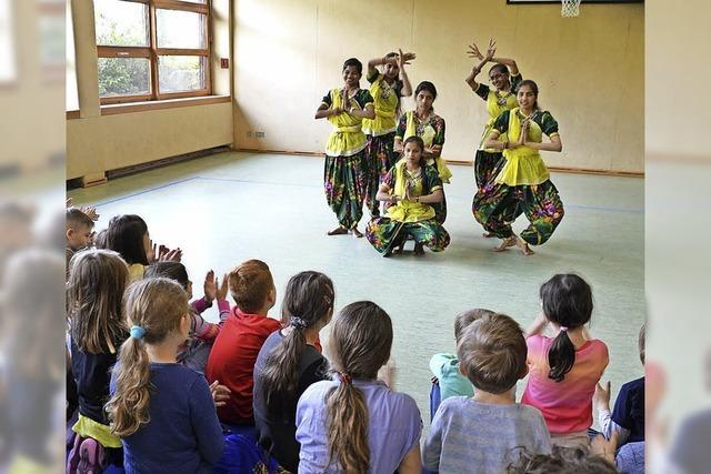 Indische Kultur in Öflingen