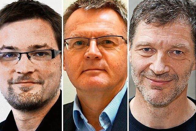 Neue Korrespondenten in Stuttgart, Washington, Moskau