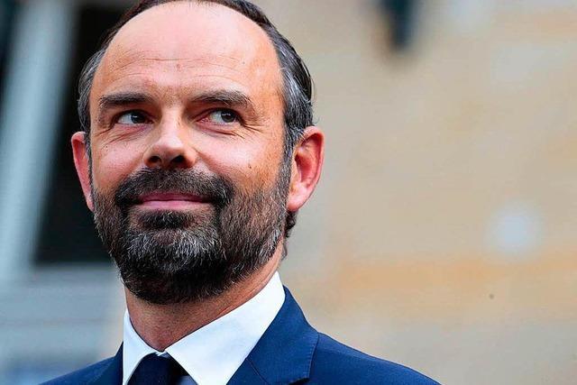 Edouard Philippe: Elegant, streng, Deutschlandfreund