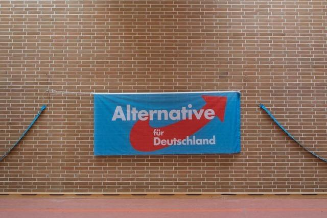 Rheinfelden: Debatte um AfD-Termin im Bürgersaal