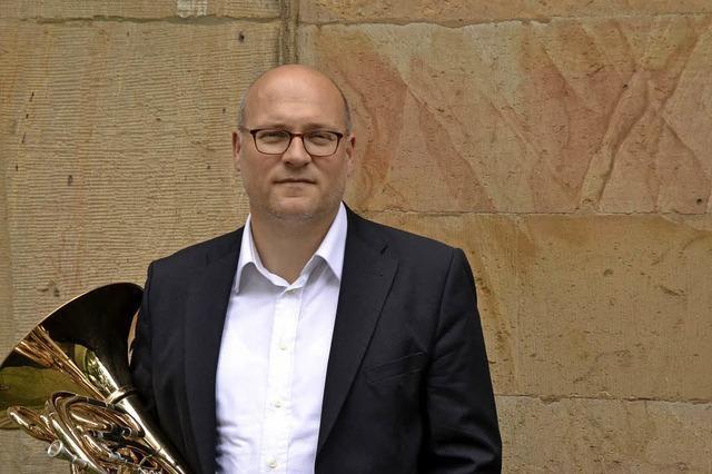 Norbert Stertz in Endingen