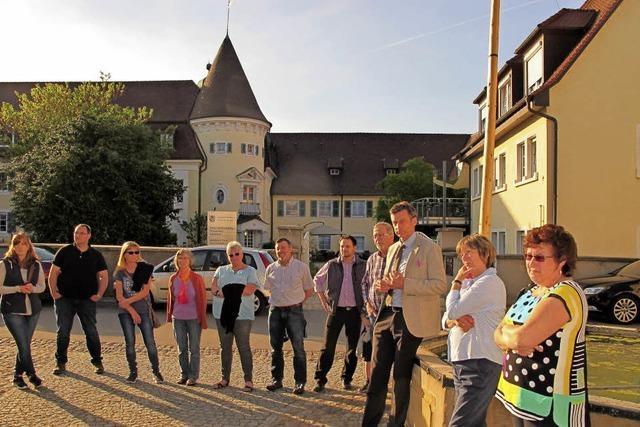 Parksituation ist Thema in Rheinweiler