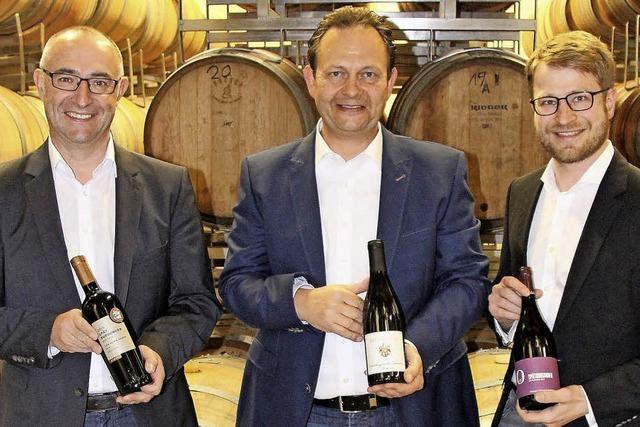 Drei Top-Weine für Großbritannien