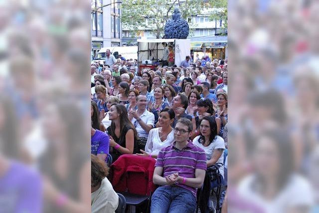 Lörrach: Kulturleitlinien der Stadt nehmen Form an