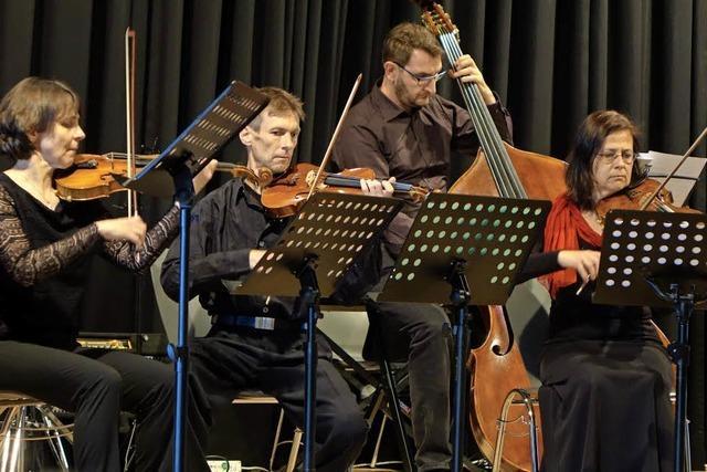 Viele Musikschullehrer bei der Freitagsakademie
