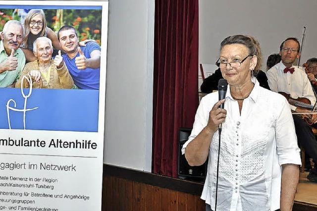 Die ambulante Altenhilfe ist nicht mehr wegzudenken