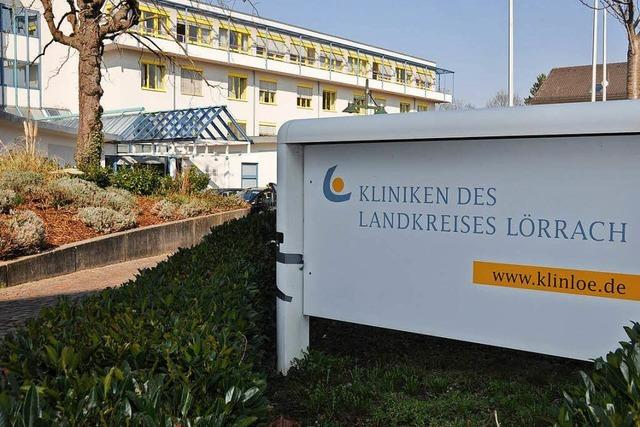 Kliniken des Landkreises Lörrach können Neubau stemmen