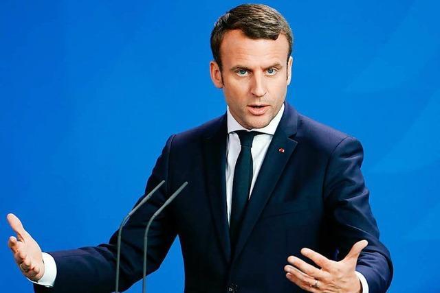 Bundesregierung: Macron soll Fessenheim abschalten